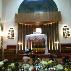 Photo taken at Templo Camargo (ACISBA) by Nicole P. on 8/23/2012