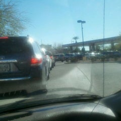 Photo taken at Sam's Club Gas Station by SYLVIE D. on 3/22/2012