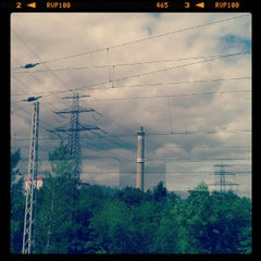 Photo taken at S Friedrichsfelde Ost by Christian B. on 6/5/2012