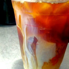 Photo taken at Gimme! Coffee by Noah W. on 8/26/2012