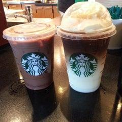 Photo taken at Starbucks by K. D. on 8/3/2012