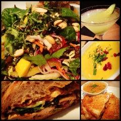 Photo taken at Granville Cafe by Zaneta on 8/14/2012