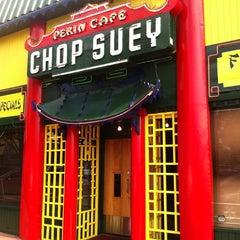 Photo taken at Chop Suey Pekin Cafe by RK L. on 6/16/2012