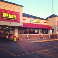 Photo taken at Pilot Travel Center by Big J. on 4/22/2012