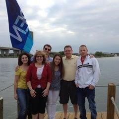 Photo taken at Harris Crab House by Sandy K. on 5/6/2012