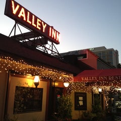 Photo taken at Valley Inn by Timothy H. on 5/20/2012