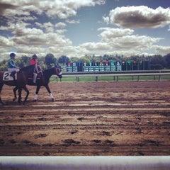 Photo taken at Saratoga Race Course by Alyssa K. on 8/18/2012
