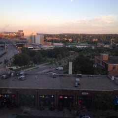 Photo taken at Holiday Inn St. Paul Downtown by Wesley K. on 7/31/2012