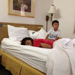 Photo taken at Comfort Inn Gaslamp by Christiana S. on 7/18/2012
