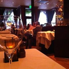 Photo taken at Absinthe Brasserie & Bar by Martin B. on 4/28/2012