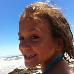 Photo taken at Atlantic ocean Tybee Island by Chad on 6/27/2012