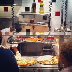 Photo taken at Pizzaria Francesco's by Lucas M. on 7/31/2012