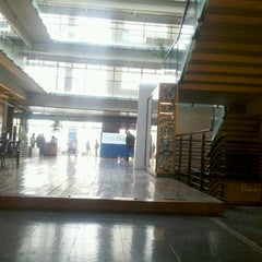 Photo taken at Duoc UC by Claudio V. on 5/8/2012
