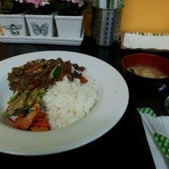 Photo taken at T&J Fresh Sushi by Debbie T. on 4/12/2012