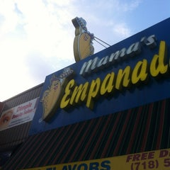 Photo taken at Mama's Empanadas by Diane M. on 6/19/2012