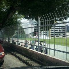 Photo taken at Methodist Boys' Secondary School by Diana C. on 4/27/2012