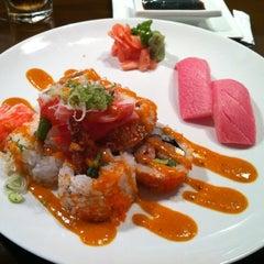 Photo taken at Haru Sushi Bar & Grill by Patrick M. on 6/22/2012