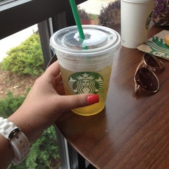 Photo taken at Starbucks by Ника Д. on 7/7/2012