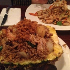Photo taken at Thai Silver Spring by Steve L. on 2/29/2012