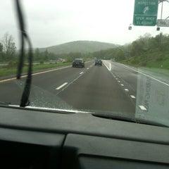 Photo taken at Interstate 81 by Garry P. on 5/7/2012