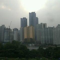 Photo taken at 웨스틴 조선 부산 (Westin Chosun Busan) by Seunghoon K. on 7/6/2012