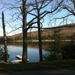Photo taken at Deep Creek Lake by Steven M. on 4/13/2012