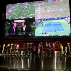 Photo taken at BJ's Restaurant and Brewhouse by Rey G. on 9/2/2012