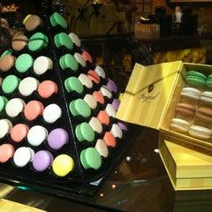 Photo taken at Payard Pâtisserie & Bistro by Adrienne G. on 8/10/2012