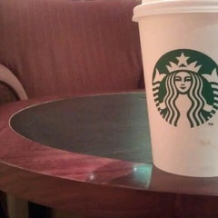Photo taken at Starbucks by Jess Genevieve B. on 4/21/2012
