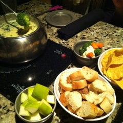 Photo taken at The Melting Pot by Sue C. on 9/7/2012