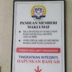 Photo taken at Jabatan Audit Negara Selangor by a$hRaF on 4/26/2012