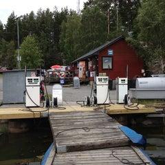 Photo taken at Klintsundet by Måns J. on 7/15/2012