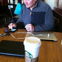 Photo taken at Starbucks by Jolinda V. on 3/16/2012