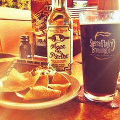 Photo taken at Sierra Madre Brewing Co. Pub by Alvaro on 5/18/2012