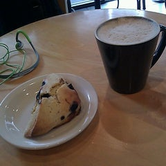 Photo taken at Dunn Bros Coffee by justin h. on 3/17/2012