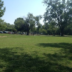 Photo taken at White Rock Lake Dog Park by Ben G. on 6/9/2012