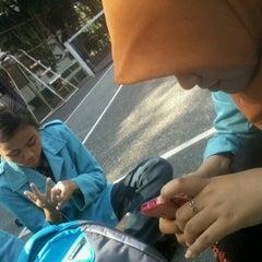 Photo taken at Fakultas Keguruan dan Ilmu Pendidikan (FKIP) by yunita h. on 8/11/2012