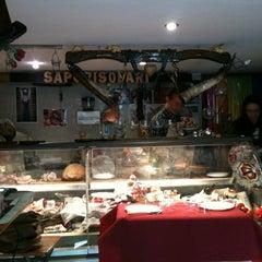 Photo taken at Sapori Solari by Kal C. on 4/21/2012