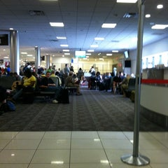 Photo taken at Gate B3 by Malo M. on 6/10/2012