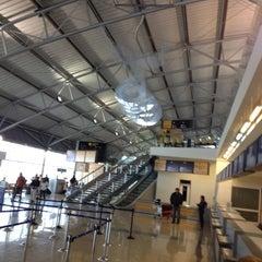 Photo taken at Aeropuerto Presidente Carlos Ibáñez del Campo (PUQ) by Roberto B. on 2/25/2012