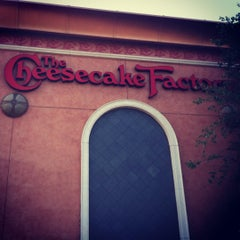 Photo taken at The Cheesecake Factory by Caitlin on 9/3/2012