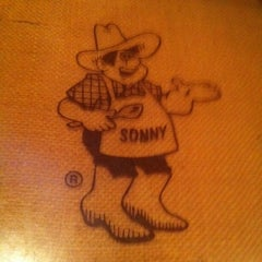 Photo taken at Sonny's BBQ by Doug W. on 7/15/2012