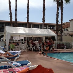 Photo taken at Lake Tarpon Resort by CHAZZY F. on 7/4/2012