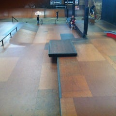 Photo taken at Skatepark Of Tampa by Essex on 2/19/2012