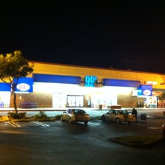 Photo taken at 99 Cent Only Store by Theron X. on 4/16/2012