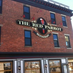 Photo taken at The Red Parrot by Daniel D. on 4/6/2012