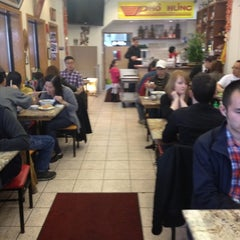 Photo taken at Pho Hung Vietnamese Restaurant by Ankur R. on 4/21/2012