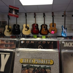 Photo taken at Groovy Records by Bonnie M. on 3/24/2012