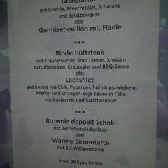 Das Foto wurde bei Altmark-Eck | Traditionslokal für die ganze Familie von Til E. am 3/7/2012 aufgenommen