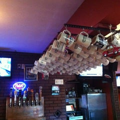 Photo taken at Woody's Sports Grille by Jen F. on 5/20/2012